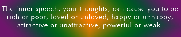 Quotes about Inner Speech