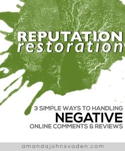 Reputation-Restoration