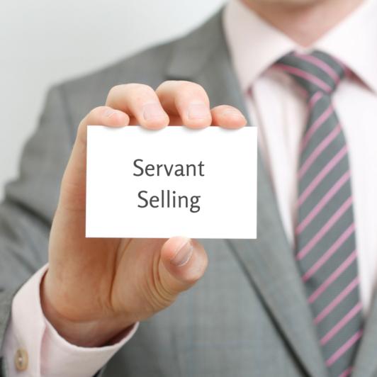 Servant Selling